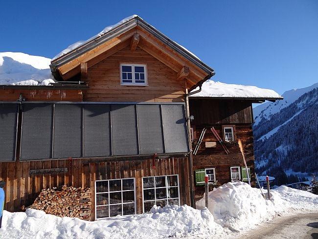 kleinwalsertal bonanza skiehuette piste 3