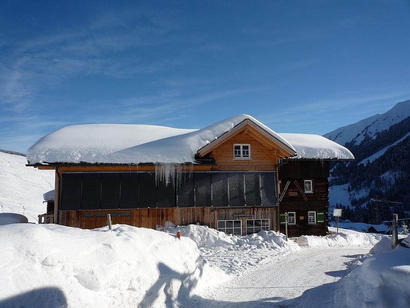 kleinwalsertal bonanza skiehuette piste 4