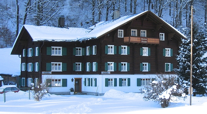 montafon unterkunft skihuette