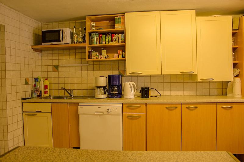 Pitztal_Gruppenunterkunft_Küche
