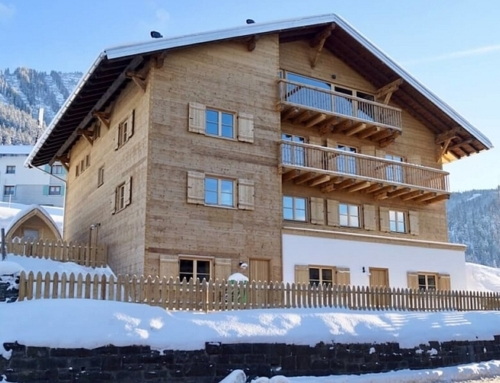 Kleinwalsertal – Alpenlodge Selbstversorger Haus