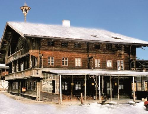 Zillertal – Skihütte Gruppenunterkunft
