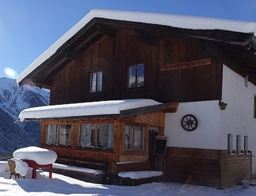Navis – Skihütte Selbstversorger Haus