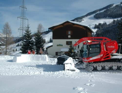 Saalbach – Skihütte Deluxe Selbstversorger Haus