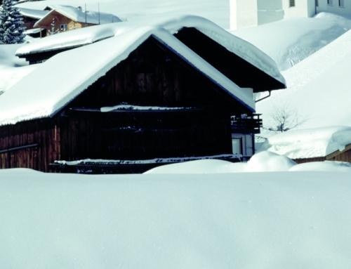 Galtür / Ischgl – Skihütte Selbstversorger Haus